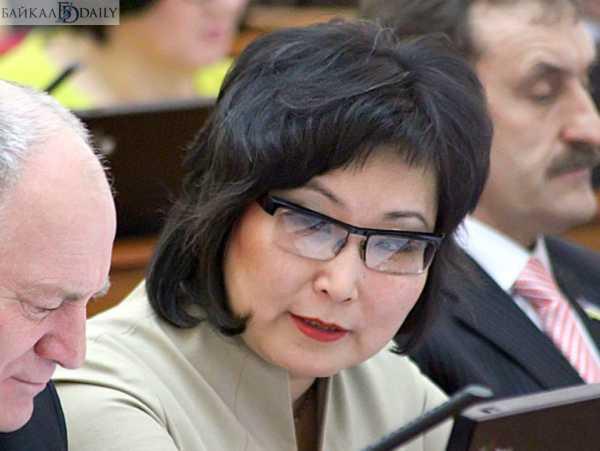 Министр здравоохранения Бурятии приняла участие в голосовании по поправкам в Конституцию