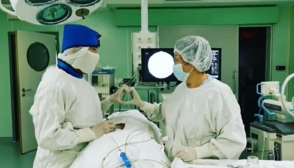 Улан-удэнские врачи показали, как могут шутить